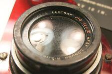 Wray London  Lustrar 18 in APO f10 SER.II  Lens w Robertson Photo Mechanix