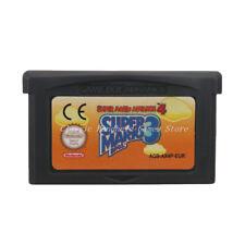 Super Mario Advance 4 Super Mario Bros 3 GBA Game Boy Advance Cartridge