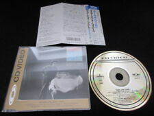 Tears for Fears Everybody Wants to Rule The World Japan CD Video w OBI CDV Synth