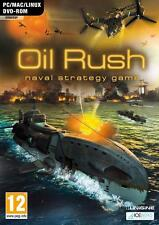 Oil Rush (PC/Mac DVD) PC And Mac 100% Brand New
