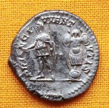 Ancient Roman Geta Denarius, Rare