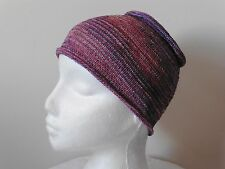 ** Fair Trade ** FABULOUS! Nepalese Striped Hippy Headband Multi Colour (WHB20)