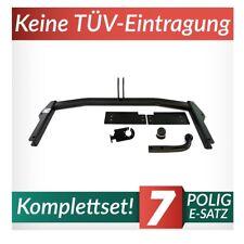 Mazda 6 GG 5-Tür 03-08 Kpl. Anhängerkupplung starr+E-Satz 7p