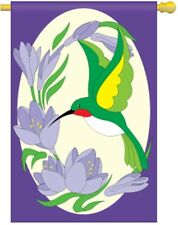 Hummingbird House Flag 05023-Tg