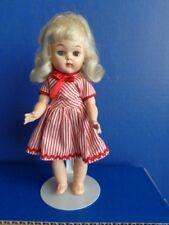 "Vintage 8"" Hard Plastic Doll- Ginny Friend- Pam?"