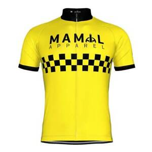 MAMIL Apparel 1977 Tour de France Yellow Jersey