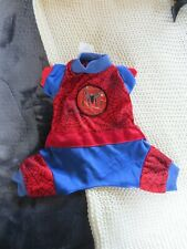 Spiderman Costume New Pet Clothing Super Cute For Small Dogs