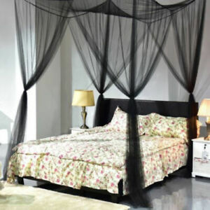 Mosquito Net Fabric Canopy Net Moustiquaire Quarto Door Tent For Double Bed