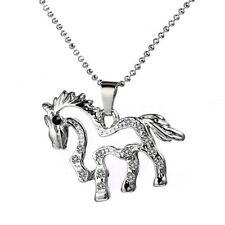 animal Crystal Rhinestone Costume Necklaces & Pendants