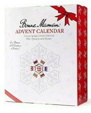 Bonne Maman Advent Calendar 2019 New Unopened Fruit Spreads + Christmas,Holiday