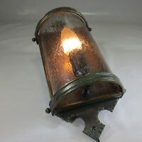 1 von 2 Antik Stil Wandlampe Metall Vintage Wandleuchte Landhaus Spiegel Lampen