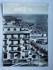 LADISPOLI spiaggia di levante Roma vecchia cartolina