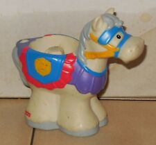 Fisher Price Current Little People Castle Horse #3 FPLP Rare VHTF