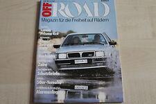 164036) Lancia Prisma 4x4 - Yamaha DT 50 MX - Off Road 07/1986