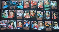 2007 Rittenhouse Driver Card set of 54 card series w/ duplicates total 70 cards