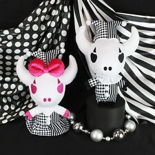 GRANRODEO Pierrot 12 inches BIG Plushies Roger and Gina Set of 2  NEW Free Ship