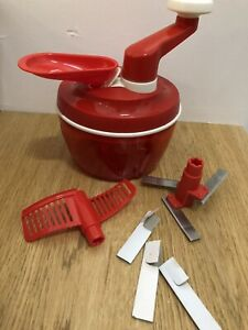 Tupperware Quick Chef 3 TBE