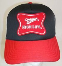 Miller High Life trucker Snapback Urban Outfitters Miller Coors Brand  UO 2117