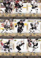 U PICK'EM LOT 2005-06 05-06 UD Phenomenal Beginning Gold Sidney Crosby RC set