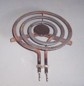 """Electric Range Stove Burner Surface Element Replacement 6"""" 3 Turn GUC"""