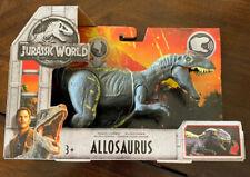 Mattel Jurassic World Fallen Kingdom Allosaurus Dinosaur Figure Roarivores New