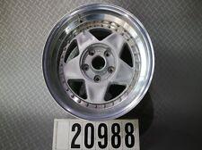"""1 Speedline Mistral SL384/D/014 BMW Alufelge Mehrteilig 9jx16"""" ET7 5x120 #20988"""