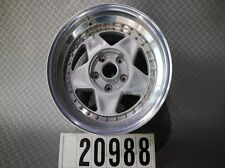 "1 Pzi. OZ futura Speedline BMW Alufelge Multi 9jx16"" et7 #20988"