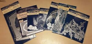 Various Tattered Lace cutting die for craft projects MANY DESIGNS TO CHOOSE FROM