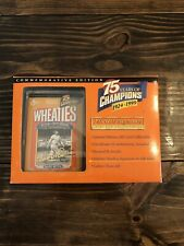 1999 Wheaties Mini Babe Ruth Box In Original Package