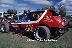 CD Coville at Syracuse Super Dirt Week Photo