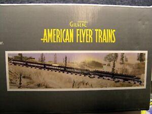 6-49611 American Flyer New York Central Diesel Passenger Set in OB