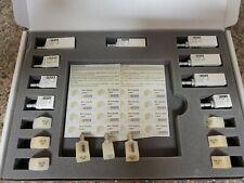 Sirona The Dental Company Incoris And Cerec Blocks 18 Blocks Total 9 Zirconia