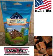 NATURAL Blue Buffalo Dog Training Treats Healthy Turkey Bits MADE IN USA