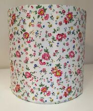 Cath Kidston Lampshade Spray Flowers Floral Handmade 30cm, Vintage, Shabby Chic