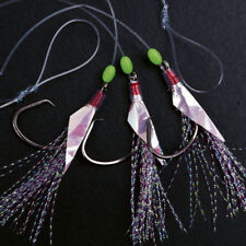 Fladen COD- and köhler-system, with 3 circle-hooks Size 3/0, Cod Leader