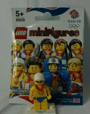 LEGO Minifigure 8909 OlympicsTeam GBStealth SwimmerLimited Edition