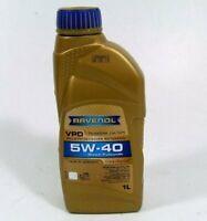 RAVENOL VPD SAE 5W-40 Vollsynthetisches Motorenöl, 1 Liter
