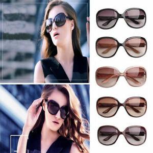 Large Oversized Ladies Women Sunglasses Desinger Big Frame Retro Vintage Fashion