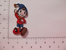 EMBROIDERED Disney Noddy #267 Iron On / Sew On Patch Party Bag