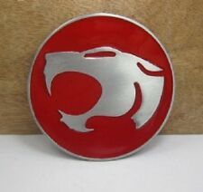 THUNDERCATS Logo Metal BELT BUCKLE USPS Fast Ship