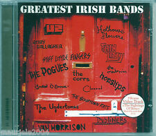 Greatest Irish Bands 8 (2004) CD NUOVO Rory Gallagher. Tattoo'd lady CRANBERRIES