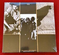 "2017 SEALED U2 The Joshua Tree Singles Remastered & Live 4 x 10"" LPs Fan Club"