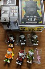 Ron English Pearl Jam Falla Sheep Blind Box Figure Set