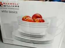 Maxwell & Williams Porcelain Dinnerware Sets