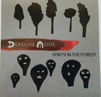 ⭐⭐ Spirits In The Forest ⭐ Aufkleber 10,5 x 10,5 cm ⭐ Sticker ⭐ Depeche Mode ⭐⭐