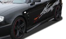 RDX Seitenschweller HYUNDAI Coupe GK Schweller Set Spoiler Design Tuning aus ABS