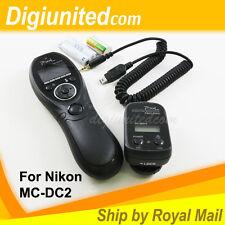 Pixel Wireless Timer Remote Control for Nikon MC-DC2 D90 D3100 D5000 D5100 D7000