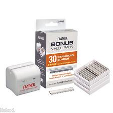 JATAI Feather Bonus Value Pack for use -Feather Styling Razor 30- Blades