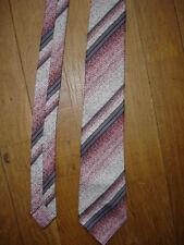 TERGAL Cravate largeur maxi 7,5 cm longueur 153 cm made in France