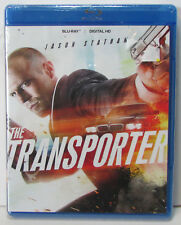 The Transporter Blu-ray NEW! No digital copy